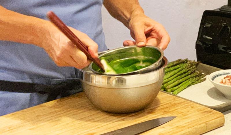 asparagus ragu